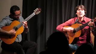 La deje partir - Zamba (Arsenio Aguirre)  Nestor Basurto y Jonatan Vera