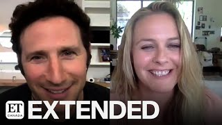 Alicia Silverstone & Mark Feuerstein Talk 'The Baby-Sitters Club' Reboot | EXTENDED