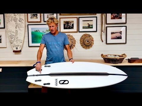 Kelly Slater and Dan Mann Just Dropped a Brand New Surfboard for Junky Waves