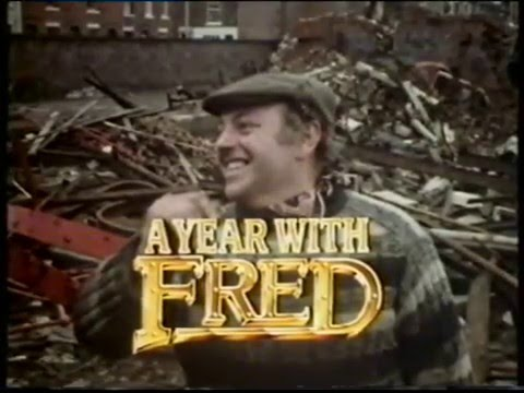 Fred Dibnah  a year with Fred