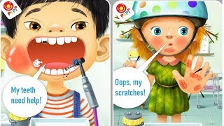 Play With Pepi Doctor - Easy And Fun To Be a Doctor ! Funny Gameplay Video