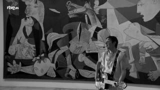 Suena Guernica - Albert Pla Están cayendo bombas en Madrid YouTube Videos