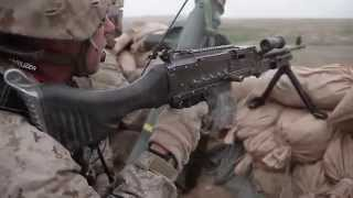 U.S. Marines Regimental Combat Team 7 Combat Camera - Operation Bullseye