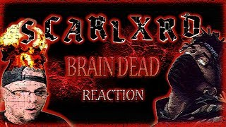 ScarLxrd (BRAIN DEAD) METALHEAD REACTION mp3