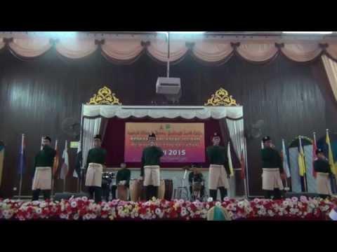Nasyid KAMIL Zon 3 (Selatan) 2015 | Badi'uzzaman