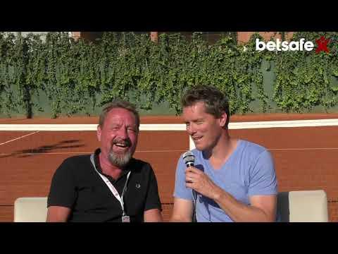Stockholm Open Tennis Preview - Thomas Enqvist