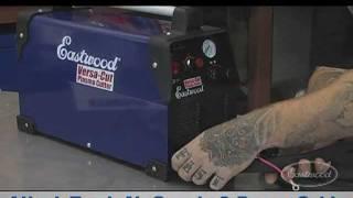 Plasma Cutter - The Versa-Cut Plasma Cutter from Eastwood