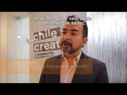 Primer encuentro de articuladores de industrias Creativas_Alex Paredes