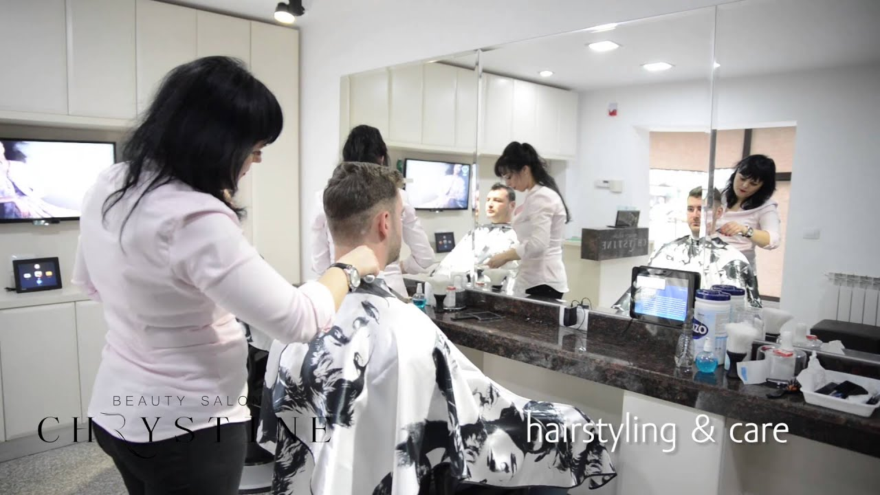 Beauty Salon Christine Iasi Youtube