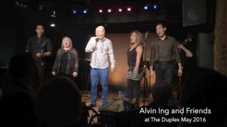 Alvin Ing, Jose Llana, Virginia Wing, Hazel Anne Raymundo & Darren Lee at The Duplex
