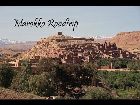Am I crazy? Family Roadtrip in Morocco with rental car! Marrakech to Merzouga
