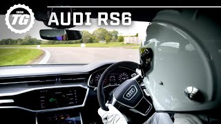 Stig Lap: NEW Audi RS6 Avant 2020 | Top Gear
