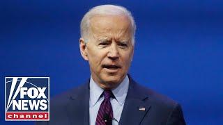 Biden addresses final jobs report of 2020