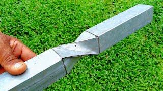 Ide kreatif dari besi hollow 5x5cm/assesoris pagar balkon