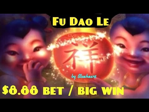 Fu Dao Le Slot Machine Max Bet Bonus Super Win Youtube