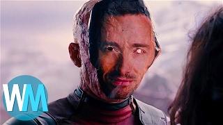 Top 10 des détails incroyables CACHÉS dans Deadpool !