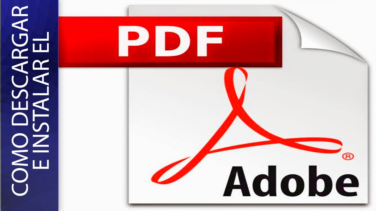 Descargar Adobe Reader Pdf Gratis
