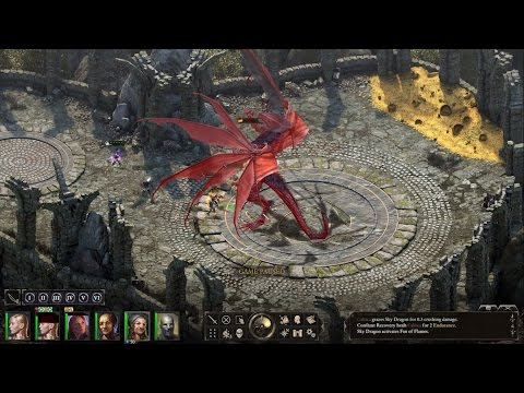 Pillars of Eternity   Pre Order Gameplay Trailer EUR PL