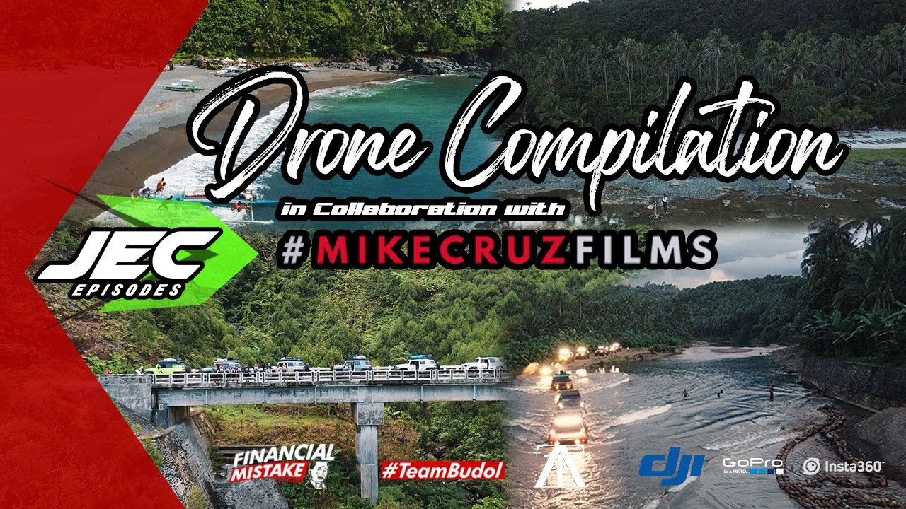 Jec Episodes Drone Compilation in Collaboration with Mike Cruz Films