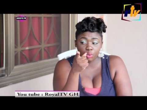 TRACEY BOAKYE SHARES LIFE STORY    -PART ONE