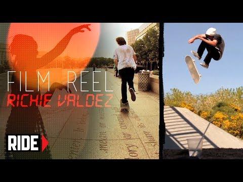 Richie Valdez - Film Reel on RIDE Ep. 1