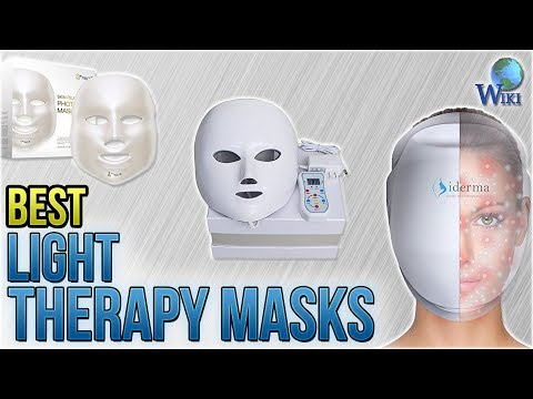 10-best-light-therapy-masks-2018