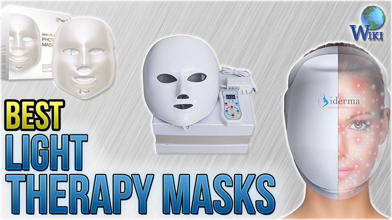 10 Best Light Therapy Masks 2018 Youtube
