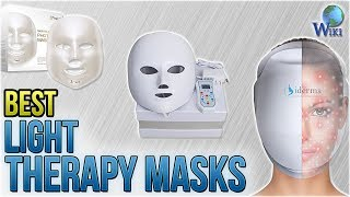 10 Best Light Therapy Masks 2018