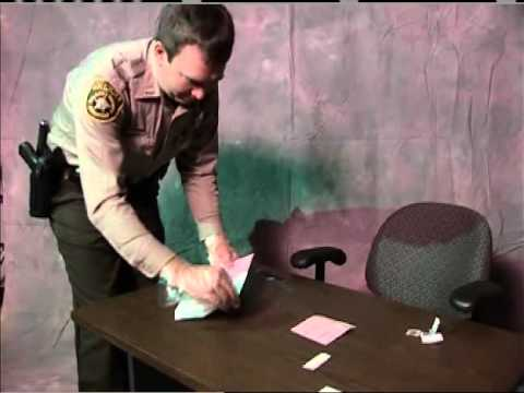 Arkansas State Crime Lab CODIS DNA Collection Training Video