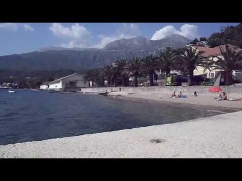 Zelenika - Herceg Novi, plaža Zmijica