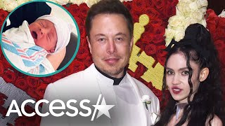 Grimes & Elon Musk Rename X Æ A-12