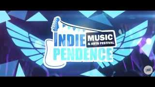INDIEPENDENCE Music & Arts Festival 2013 [Limbo Video]