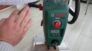 Bosch PBD40 Tezgah Tipi Matkap