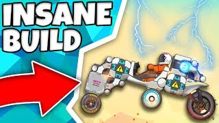 CATS 2 !?!?!   Rovercraft: Race your space car