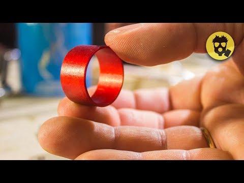 🔥 Анодирование алюминия своими руками. Как покрасить алюминий в любой цвет?