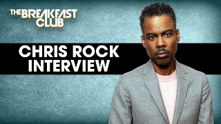 Chris Rock Speaks On America's Weaknesses, Non-Verbal Learning Disorder, His Roll In 'Fargo' + More