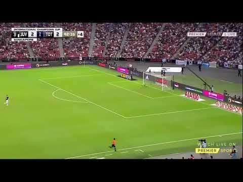 Harry Kane Scores Epic Wonder Goal For Tottenham V's Juventus in 92nd minute to win game.