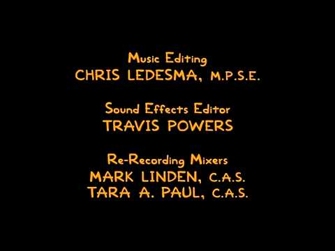 The Simpsons Ending Credits (2011) HD