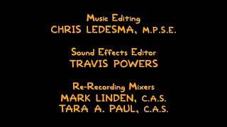 Simpsons Ending Credits Hd