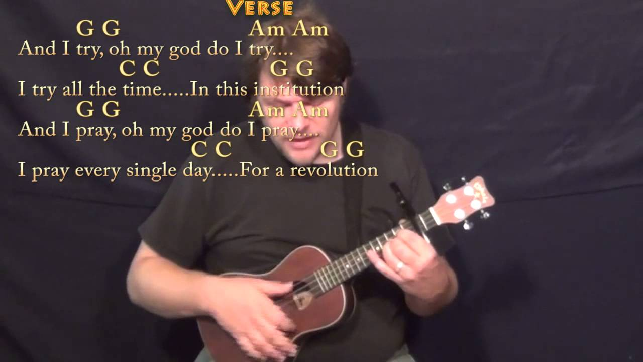 Whats up 4 non blondes ukulele cover lesson with chordslyrics whats up 4 non blondes ukulele cover lesson with chordslyrics capo 2nd youtube hexwebz Gallery