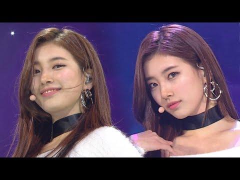 《Comeback Special》 SUZY수지 - SObeR 인기가요 Inkigayo 20180204