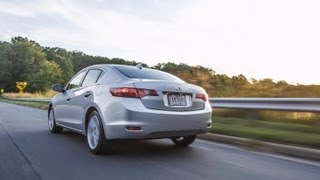2013 Acura ILX Test Drive & Review