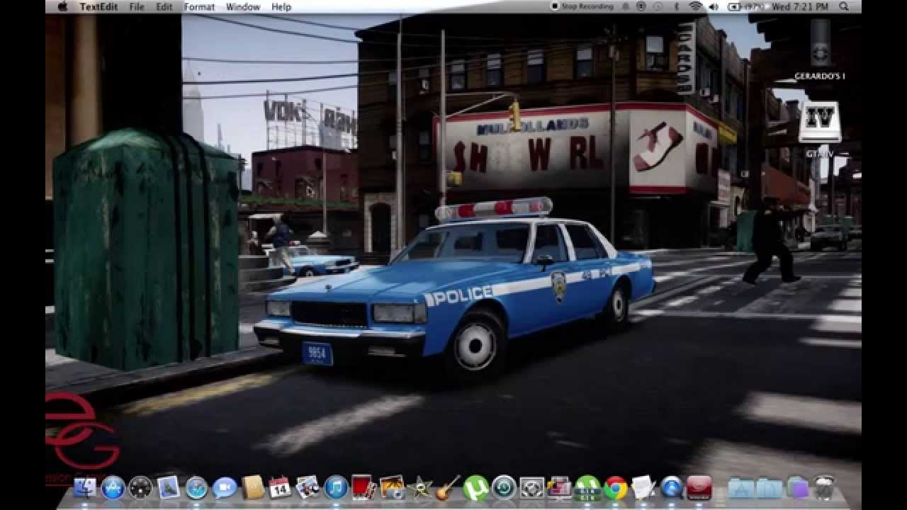how to put gta 5 on a mac