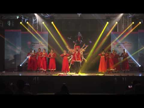 Gajanana | Blazing Bajirao | Dance | Musical | SNDA