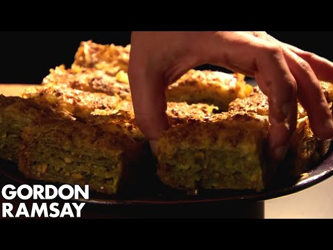 How to Make the Perfect Baklava | Gordon Ramsay