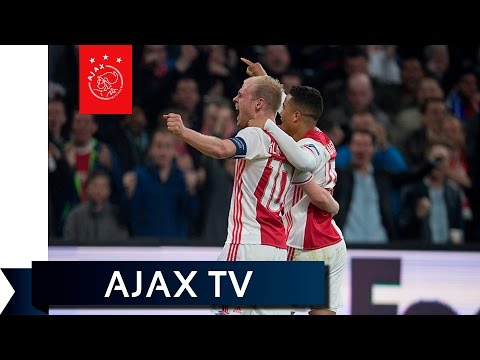 Ajax TV Kick Off: Nagenieten van Ajax - Schalke