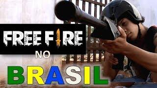 FREEFIRE NO BRASIL