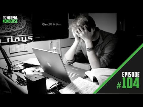The Smart Way To Quit Your Job And Go Freelance | Powerful Nonsense #104