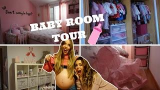 BABY ROOM TOUR + BIENVENIDOS AL CANAL!! 🎀
