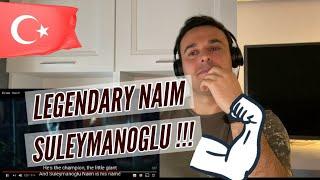 Italian Reaction to Eypio - Naim / Legendary Athlet 👏👏